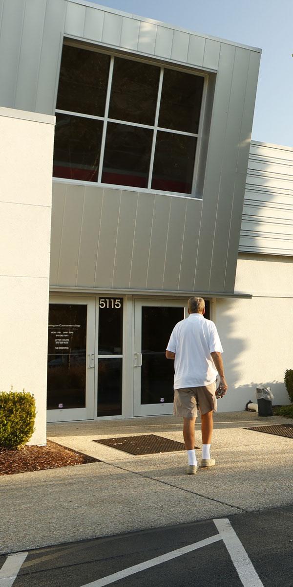 Wilmington Gastroenterology Associates Advantages Building Exterior