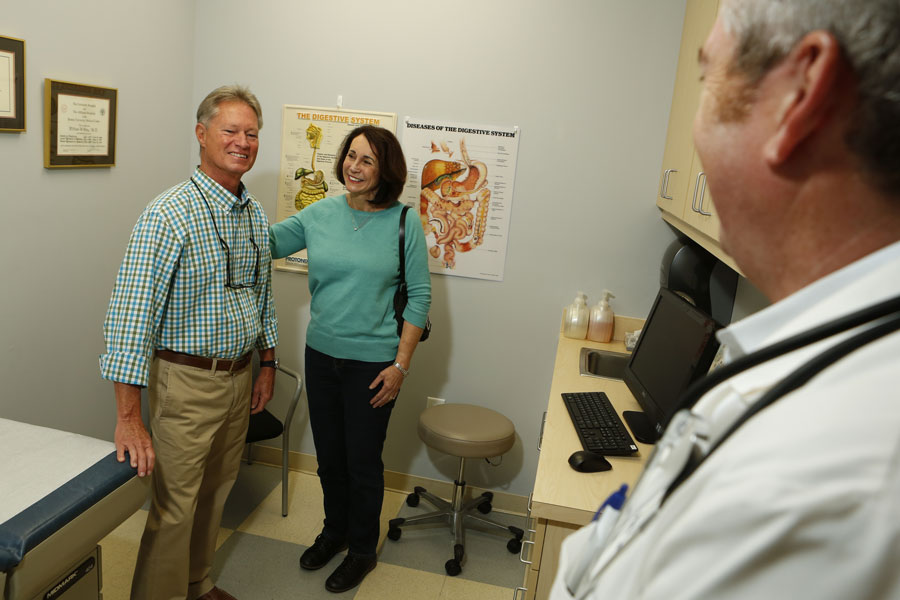 Wilmington-Gastroenterology-Associates-Exam-Room1